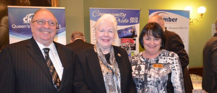 Chamber of Commerce Day at Queen's Park