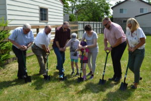 6-13-17Sod Turning